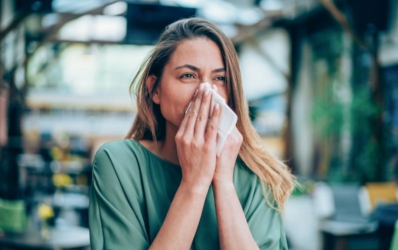 How to Beat Spring Allergies Naturally