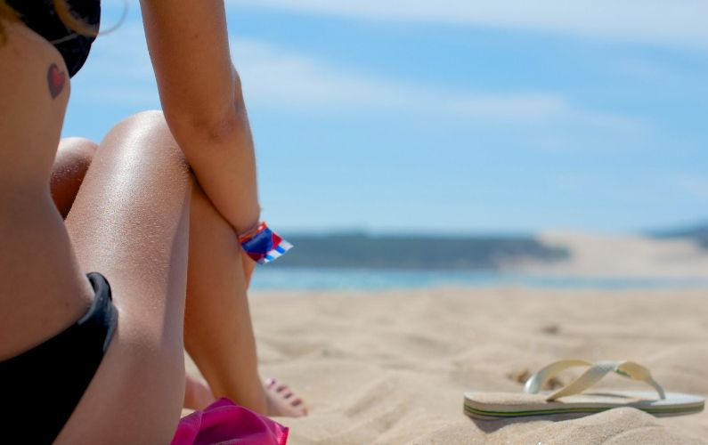 Natural and Effective Ways to Heal a Sunburn