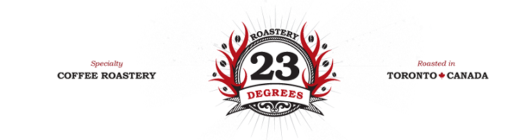 23 Degree Roastery