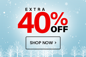 Clearance Extra 45% off