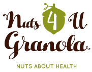 Nuts 4 U Granola