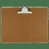 "17""x11"" Hardboard Clipboards (641461) Brown"