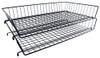 11x17 Wire Basket Desk Tray Black
