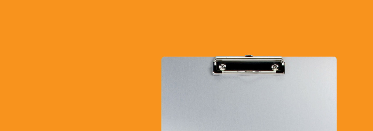 11x17 Aluminum Clipboard