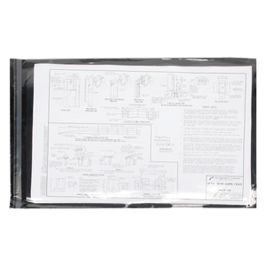 11x17 Resealable Envelope (20 per Package)(Discontinued)