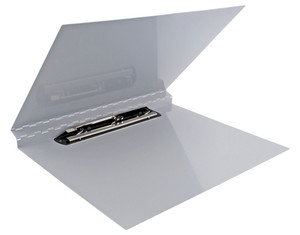 17x11 Clipboard Hardboard Panel Featuring a Jumbo Board Clip Brown