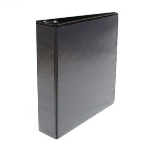 11 x 8.5 Binders - Vinyl with Clear Outside Pockets