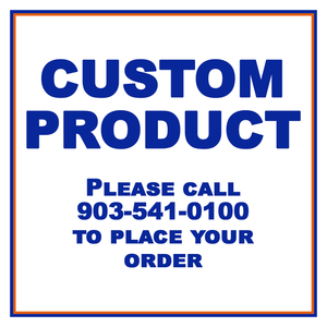 "Custom 4x6 Hardboard Clipboard with 3"" Serrated Clip, no logo, clip on 4"" side"