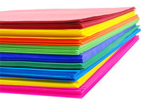 11x17 Copy Paper (Sunburst Yellow) 50 Sheet Pack LIQUIDATED