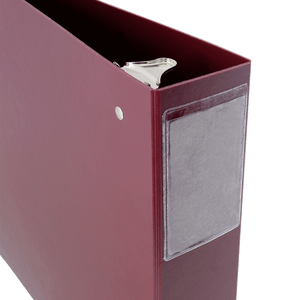 2'' x 3-1/2'' Label Holder (20 per Package)