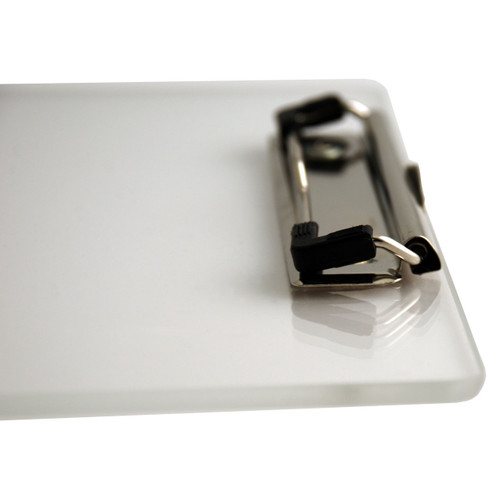 8.5x14 Clear Acrylic Clipboard (344100)