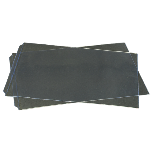 11x17 Sheet Protectors side loading with no holes 25 Sleeves Heavy Gauge Non-Archival Clear (558601)