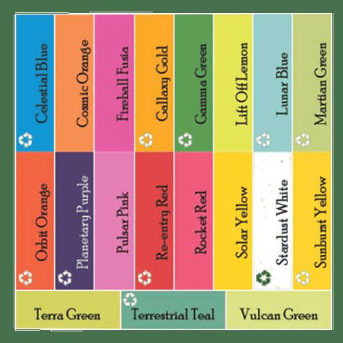 11x17 Martian Green Cover Stock (250 Sheets per Ream)