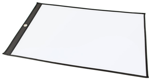 11x17 Shop Ticket Holder - Clear Front and Back (5 per pack)