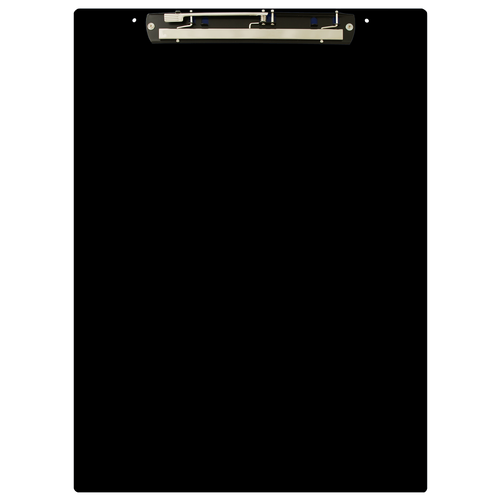 "18""x24"" Acrylic Clipboard (946110) Black"