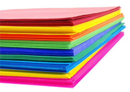 11x17 Colored Copy Paper (Galaxy Gold) 500 Sheet Ream