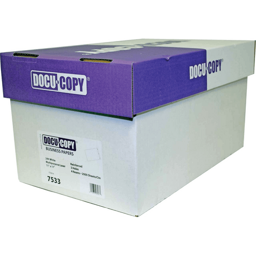 Case 11x17 Reinforced Paper 500 sheet ream