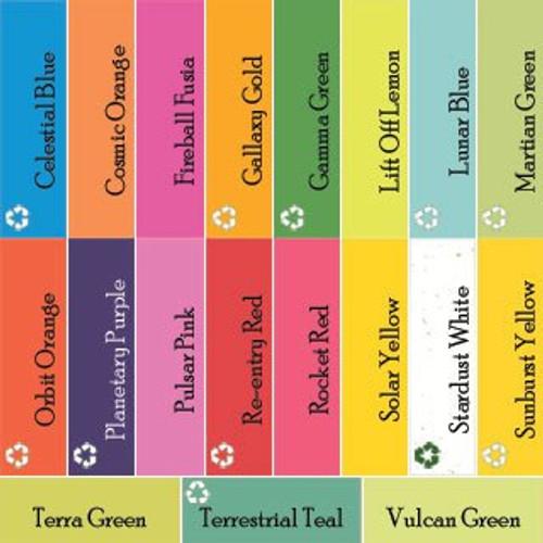 11x17 Cover Stock (Gamma Green) (50 Sheets Per Pack) LIQUIDATED 570634 (570634-LQ)