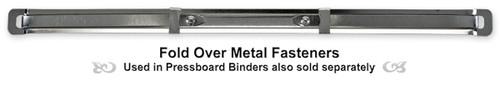 Fold Over Metal Fasteners (20 per Pack)