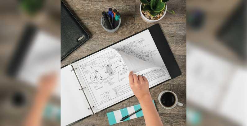 Surprising 11X17 Com Binders Dividers Clipboards Filing More Interior Design Ideas Grebswwsoteloinfo