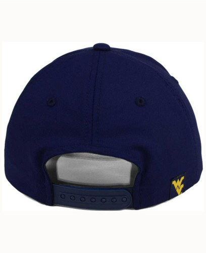 73f18bcb WVU Rush Snapback Cap in Navy by Top of the World Caps - Hornor and ...