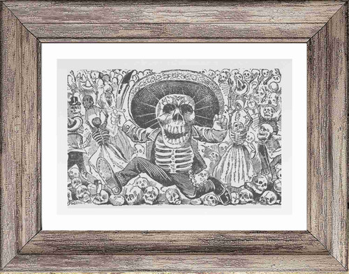 Day of the Dead Print / Poster Print