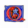 Museum of the Bible Exclusive Initial Pin - Letter Q