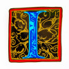 Museum of the Bible Exclusive Initial Pin - Letter I