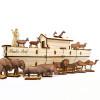 Noah's Ark Wooden Puzzle Kit