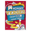 77 Memory Verses Every Kid Should Know Booklet