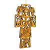 Olive Wood Life of Christ Ornament - Bethlehem