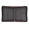 The Plans Two-tone Brown Faux Leather Bible Cover - Jeremiah 29:11