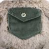 Pocket Prayer Teddy Bear Stuffed Animal Toy