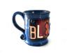 License Plate Mug - Blessed