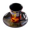 Milk and Honey Mini Mug and Saucer Tea Set