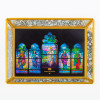 Jesus and the Four Gospels Jewelry Tray | Museum of the Bible