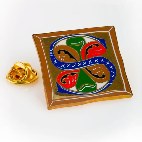 MainMuseum of the Bible Exclusive Initial Pin (Letters A - Z available)