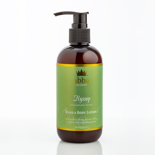 Hyssop Hand & Body Lotion