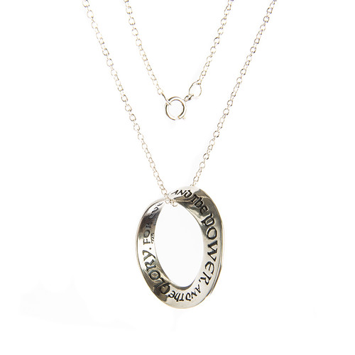 The Lord's Prayer Necklace