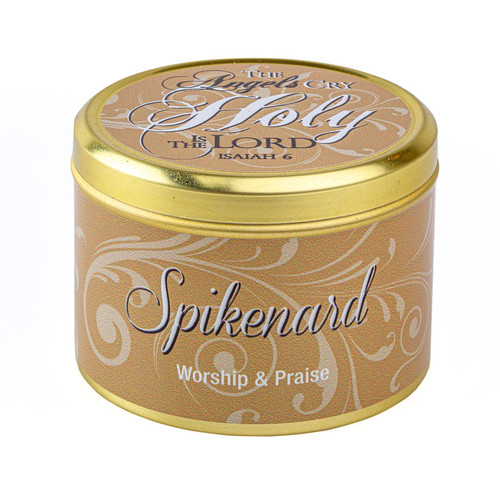 Spikenard-Scented Candle