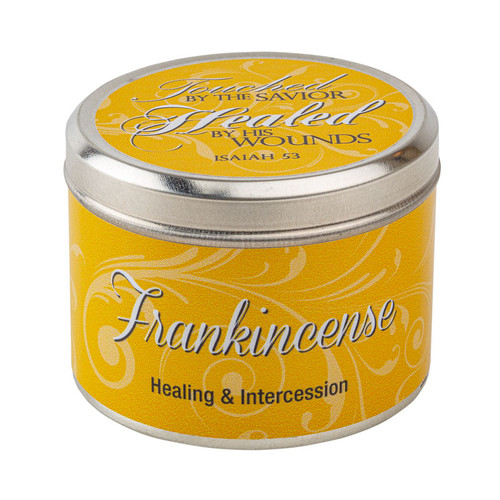 Frankincense-Scented Candle