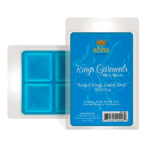 King's Garments Scented Wax Melts