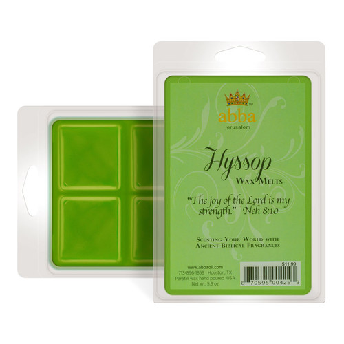 Hyssop-Scented Wax Melts