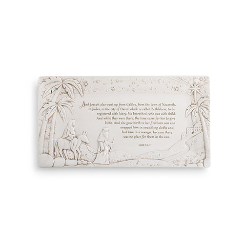 Road to Bethlehem Serving Platter