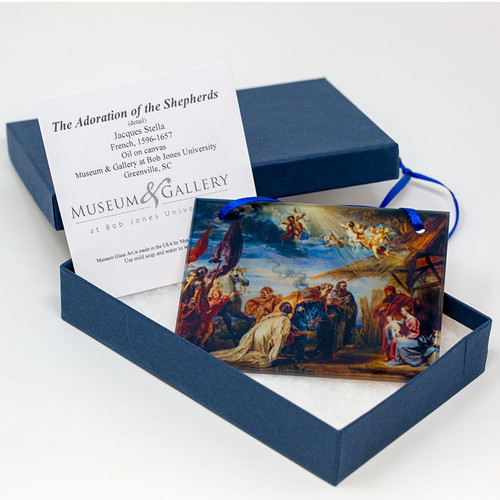 Adoration of the Shepherds Ornament