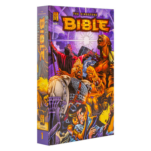 The Kingstone Bible Volume 1
