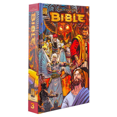 The Kingstone Bible Volume 3