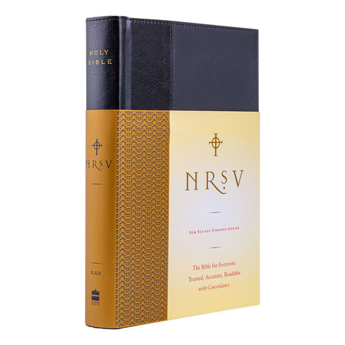 NRSV Standard Bible
