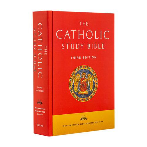 Catholic Study Bible 3rd edition