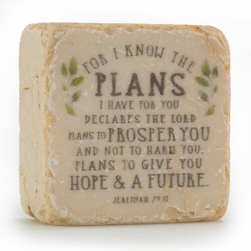 Jeremiah 29:11 Decorative Stone